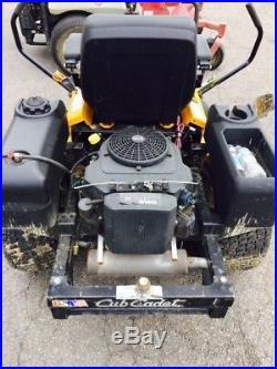 Used Cub Cadet Z-Force 60 zero turn mower