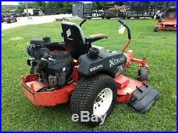 Used Encore Extereme Zero Turn Lawn Mower 52 Deck 23 Hp Kawasaki