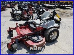 Used Exmark Lazer LZAS27KC604 60 zero turn rider
