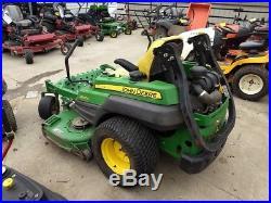 Used John Deere ZTrak Zero Turn Lawn Mower