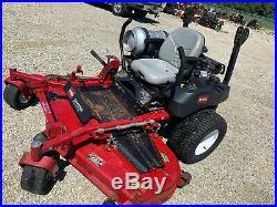 Used Toro 72 zero turn rider model 74273