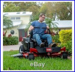 V-Twin Dual Hydrostatic Zero Turn Riding Lawn Mower
