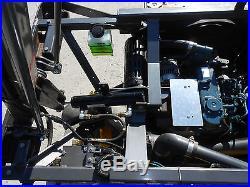 Walker Diesel Zero Turn Mower With High Dump