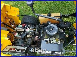 Walker MTGHS 25 hp Kohler zero turn mower