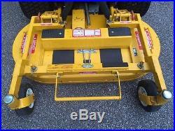 Walker MTGHS 42 26hp Kohler EFI engine zero turn lawn mower