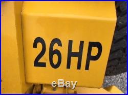 Walker Mower 26hp EFI GHS. NEVER USED COMMERCIALLY