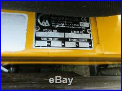Walker Zero Turn MTSD Non-Collection 42 Rotary Lawn Mower 23 HP Kohler