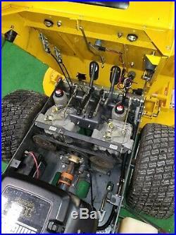 Walker mower 42 inch MBSD 18 hp 331.9 hrs zero turn