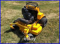 Wright Stand On Stander Riding Commercial 48 ZTR Lawn Mower WSTX48FX691V