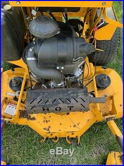 Wright Stander 52 Commercial Stand On Zero Turn Lawn Mower 22HP Kawasaki Eng