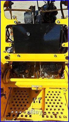 Wright Stander, 52 Stand On Mower 22HP Kawaski Engine