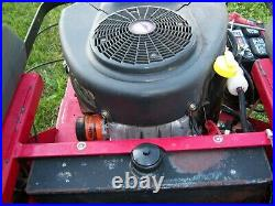 Yazoo/Kees 48 inch Zero turn lawn mower