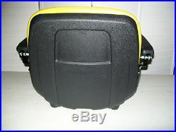 Yellow Seat Jd John Deere Z Trak M65, M655, M665,717a, 727a Zero Turn Mowers Ztr#oy
