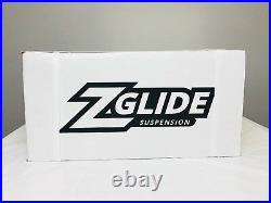 ZGlide Suspension Forks for John Deere Z700 Series Zero Turn Mowers