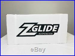 ZGlide Suspension Forks for John Deere Z900 Series Zero Turn Mowers