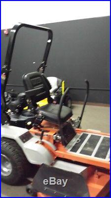 Z-Beast 62 Zero Turn Lawn Mower, 31 Hp Kawasaki Engine, 82 Hrs, Bad Hydrostats