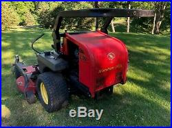 Zero Turn Lawn Mower 72 inch Commercial Diesel Lastec Articulator 3372
