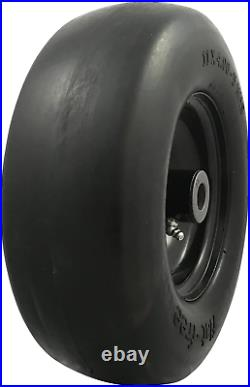 Zero Turn Mower Front Tires Riding Lawn Wheels And Flat Free Toro Craftsman NEW