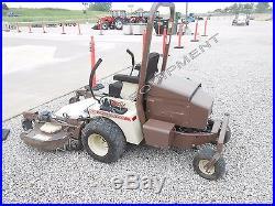 Zero Turn Mower, Grasshopper 722D 61 Cut, 22HP 3Cyl, Liq Cooled Kubota Diesel