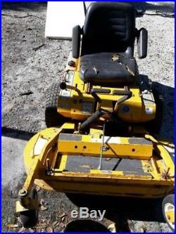 Zero Turn Walker MTSD Non-Collection 42 Rotary Mower deck 23 HP Kohler